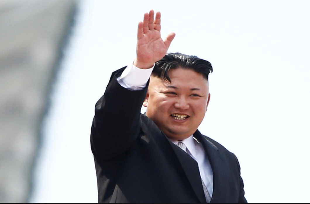 Kim Jong arrived Singapore secretly from Pyongyang, getting a glimpse was also difficult