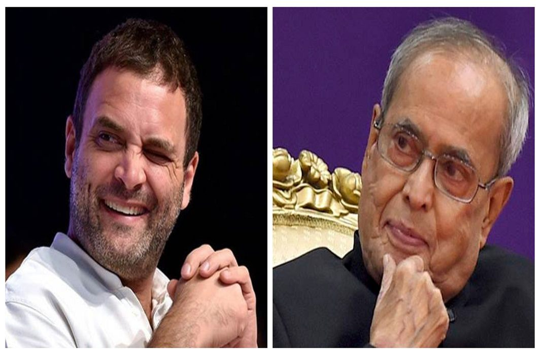 Mukherjee will be included in the rahul's Iftar party, Mukherjee,  Surjewala has confirms