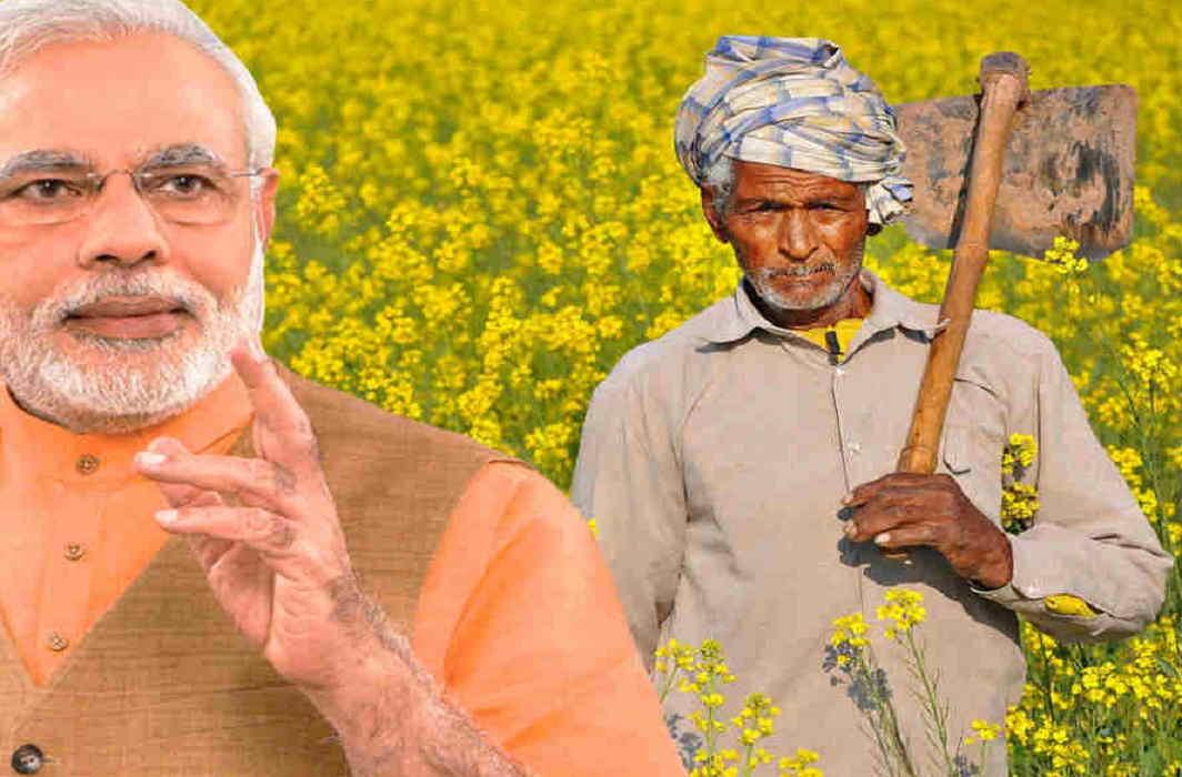 PM Modi farmers