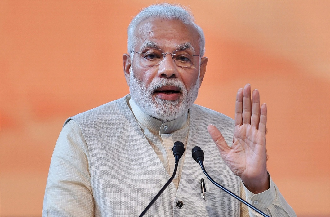 Bad condition of farmers leaving their luck: Modi
