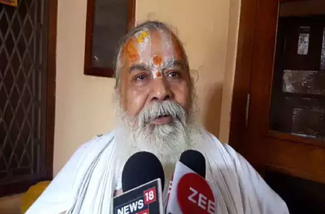 Saints of Ayodhya has angered by bjp, said Victory is give by lord Rama