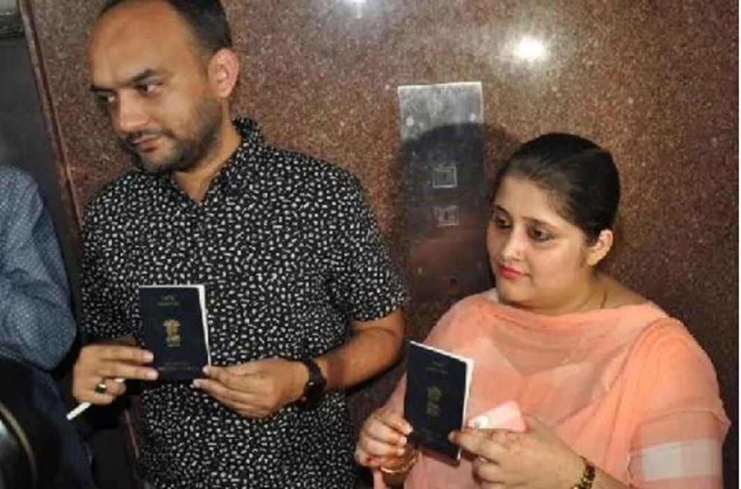 Tanvi Seth's passport may be seized, questions arising out of address
