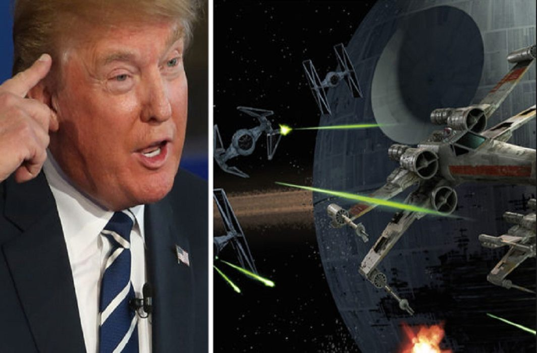Threat from Russia and China ,US will create Space Force,Instructions by Trump