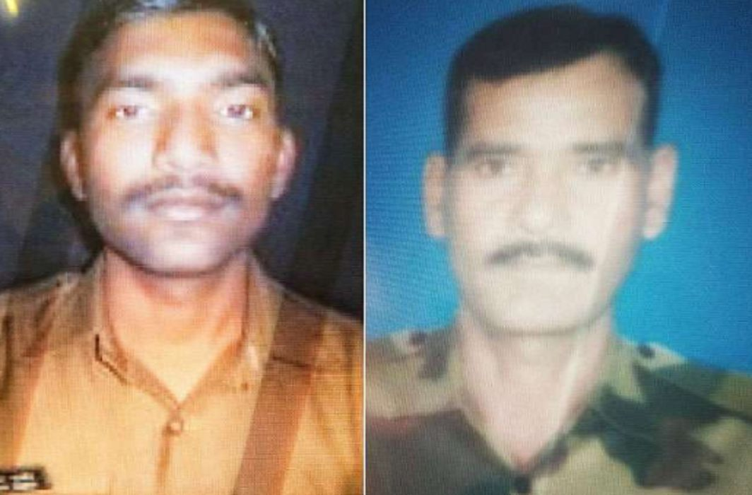 Two BSF jawans has martyred in Pakistan firing,7 people injured