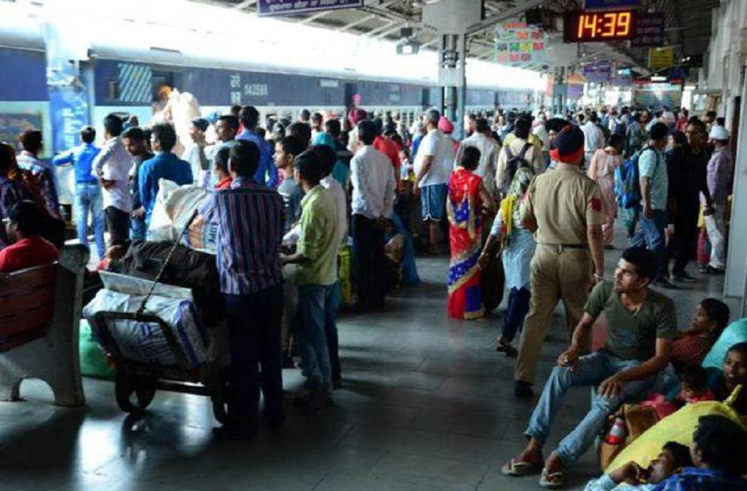 U turn of railway, extra charges will not be charged by passengers if more luggage is taken