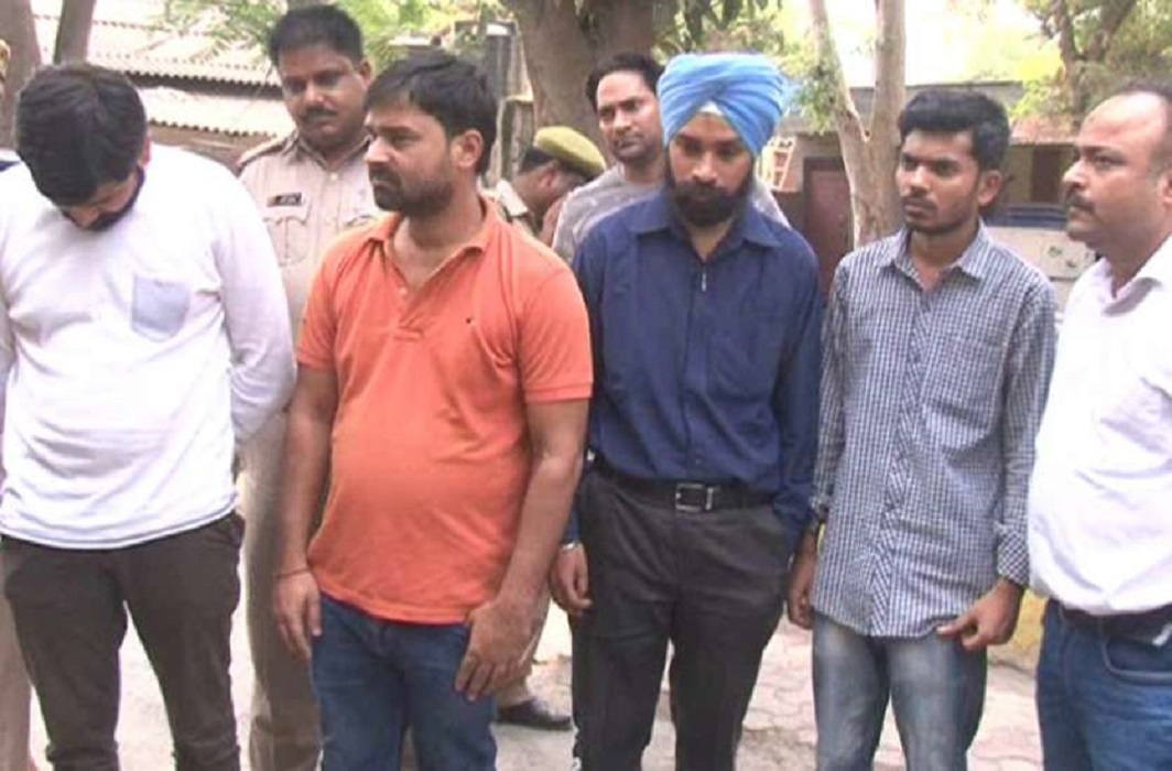 Five arrested for bribe collection of lakhs of fake MBBS degree