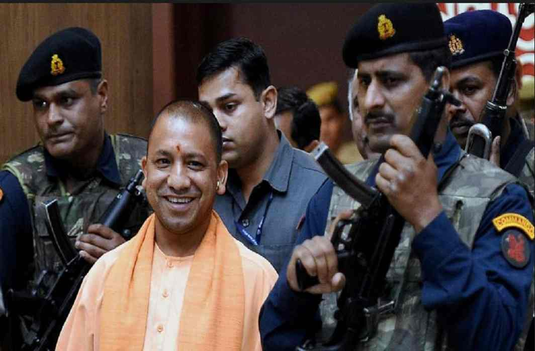 soldier under the age of 40 will be deployed in safety of yogi AdityaNath