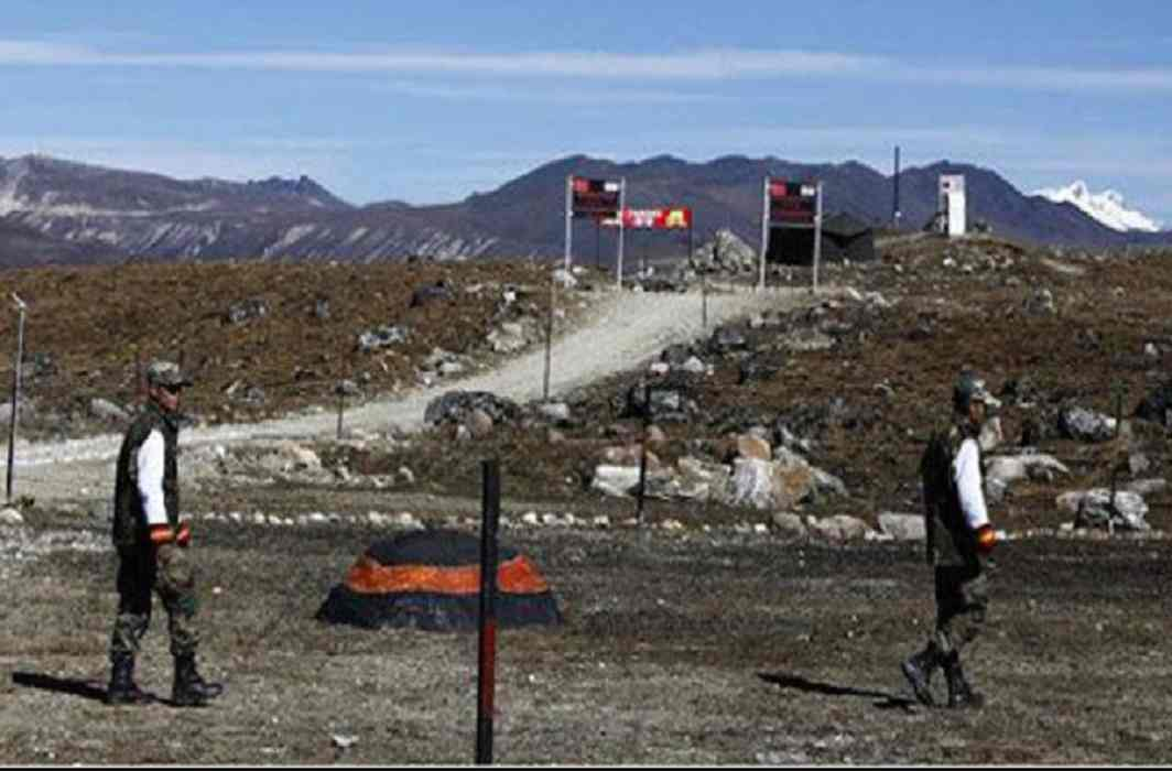 India-China Doklam border