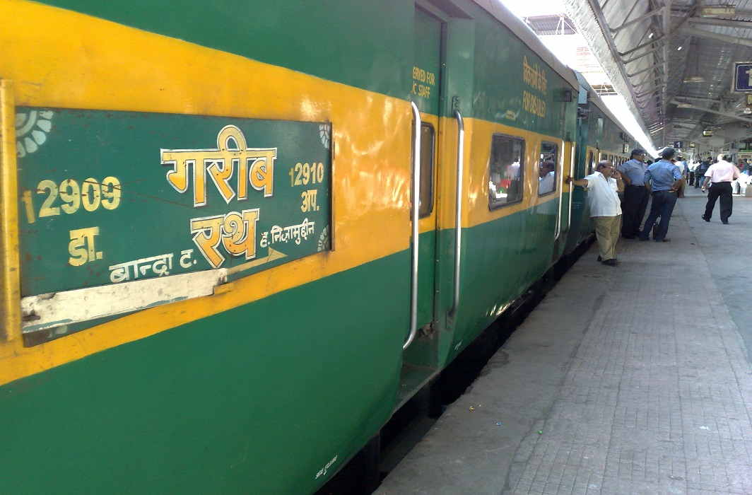 Garib Rath Express's fare may increase