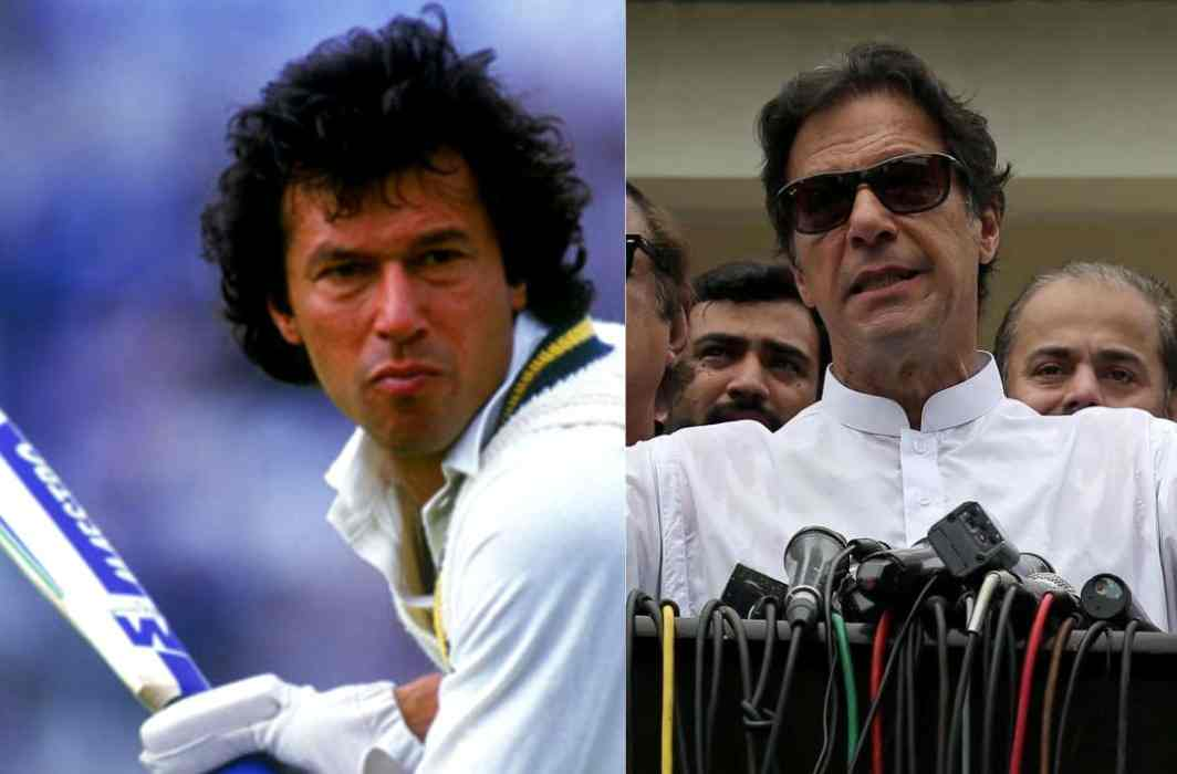 How to Imran reach pitch of politics from cricket grounds.