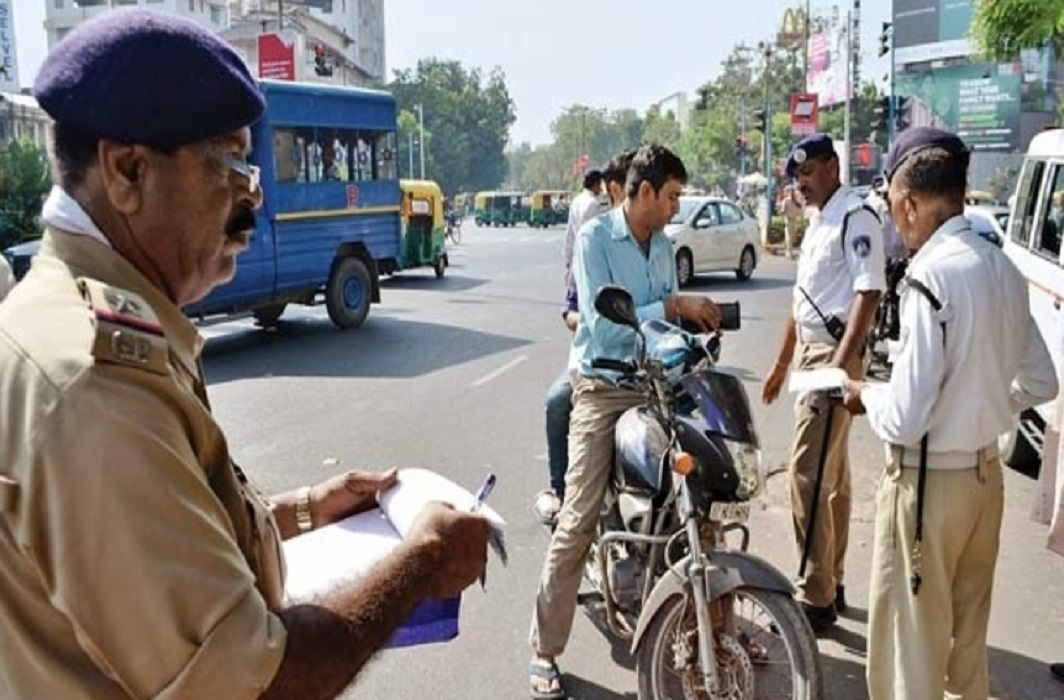 If you break the traffic rules then you may have to pay heavy fines.