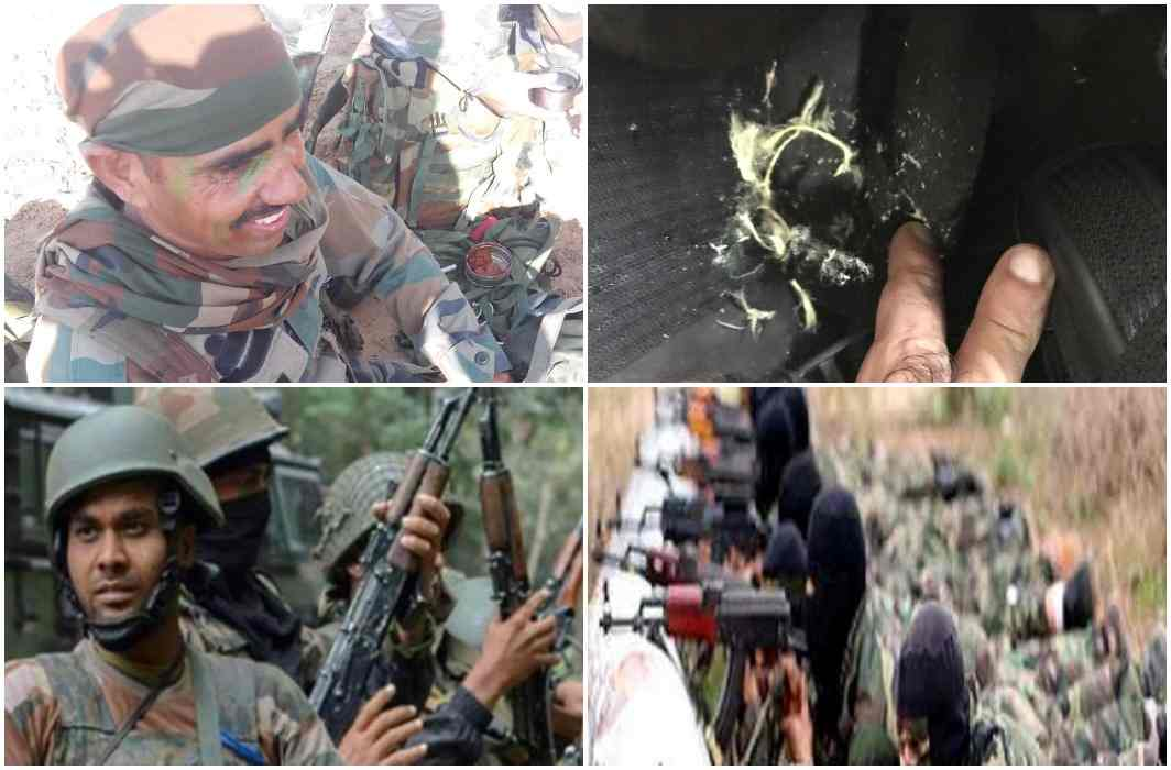 Indian soldiers killed two terrorists in Shopian, Raj Pal Dayal presented the example of gallantry