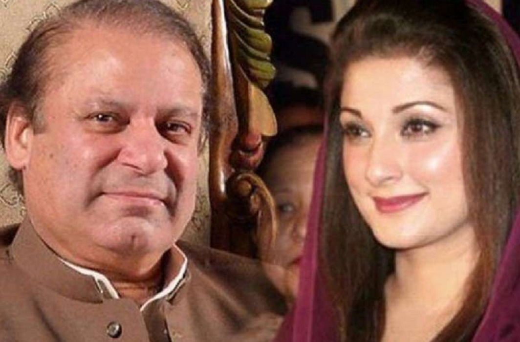 Nawaz Sharif convicted for 10 years and daughter daughter of 7 years for corruption