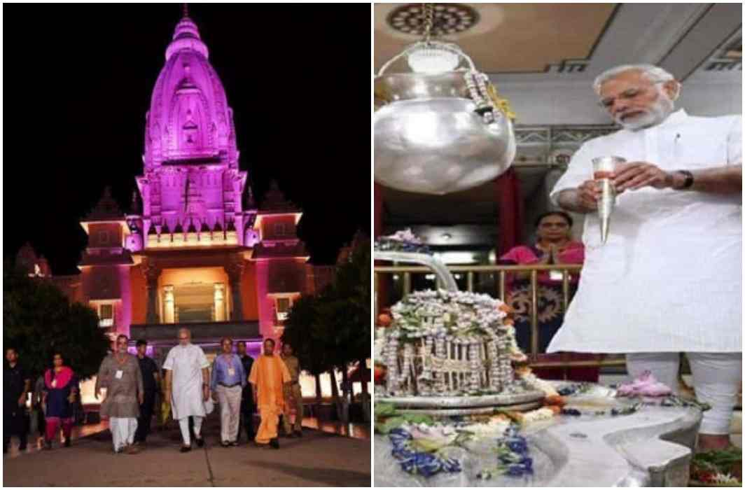 PM Modi in Varanasi