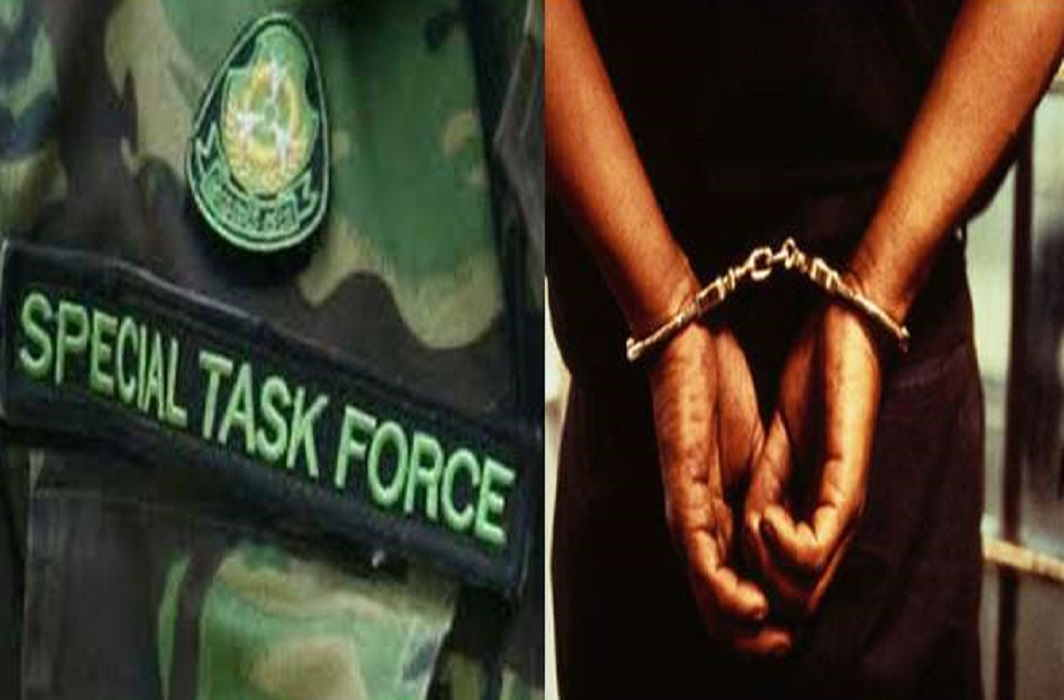 STF has arrested the wanted accused who recruited fake teachers