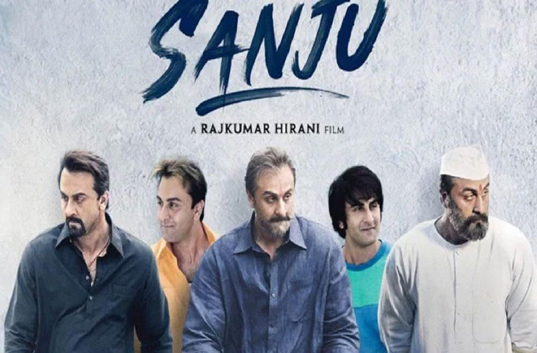 Sanju movie earned 300 crores