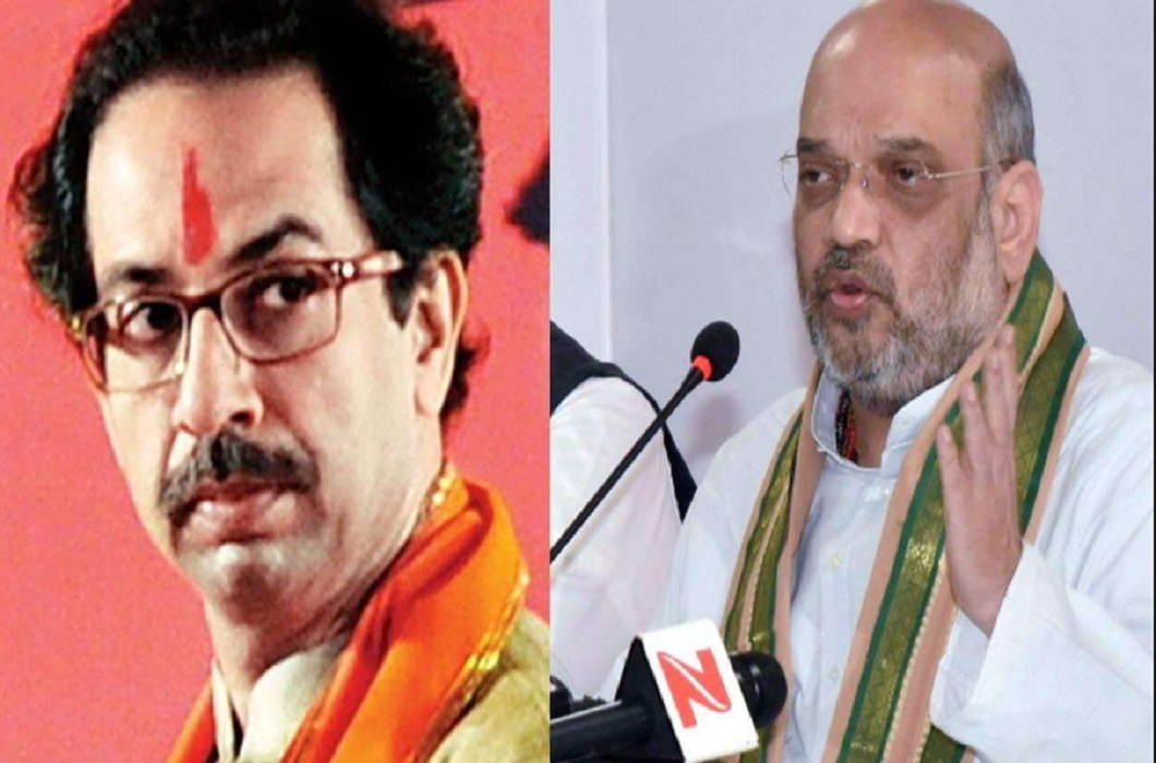 Shiv Sena did support government, Amit Shah issued whip after phone