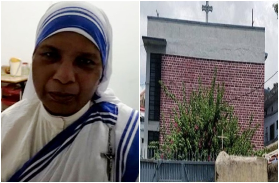 Sister and Nun confesses crime in the Missionaries of Charity case, children sold for Rs.