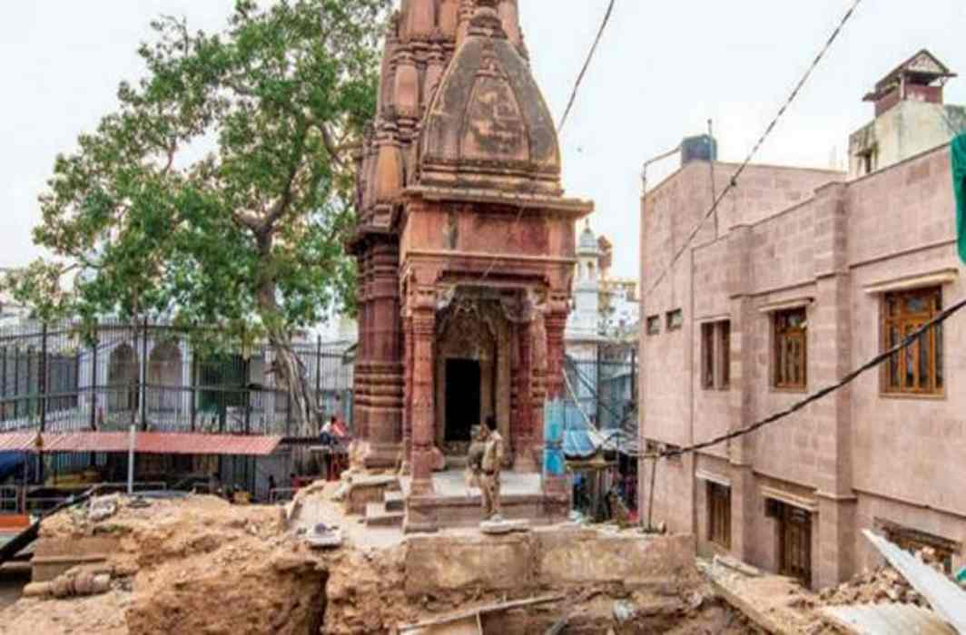 Temples in Kashi