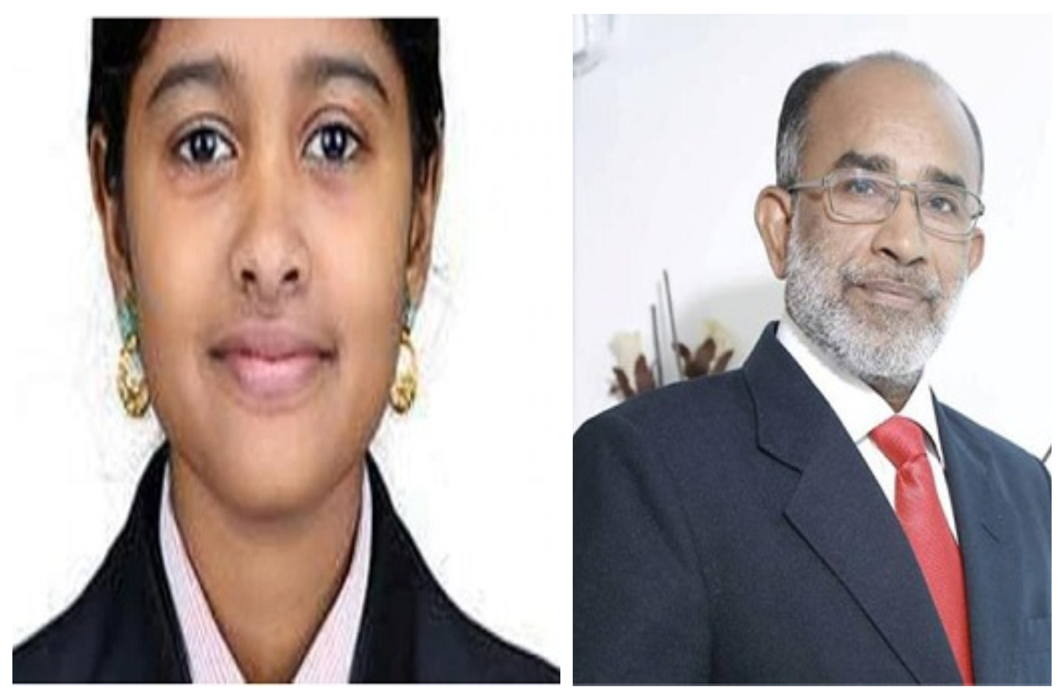 Union Minister Alphons Kannanthanam In support of a troll girl student of Kerala On selling fish