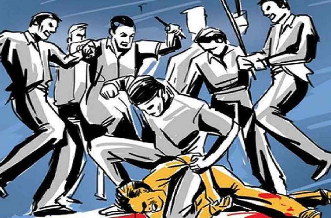 'Vote' lancing between 'Mob' Lingichig, Rajnath Singh said