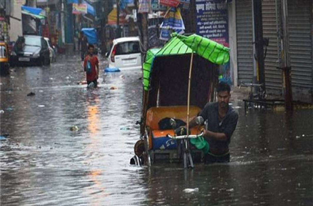 Problems of richest person increased by rain