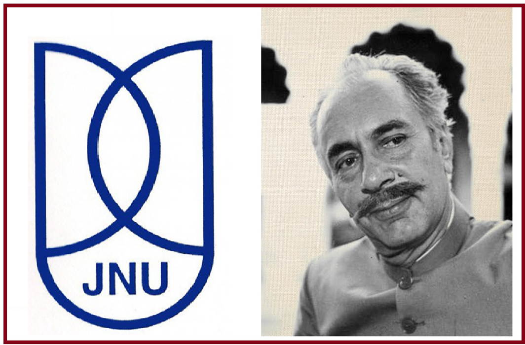 JNU will be 42 years after the convocation, due to the speech of actor Balraj Sahni