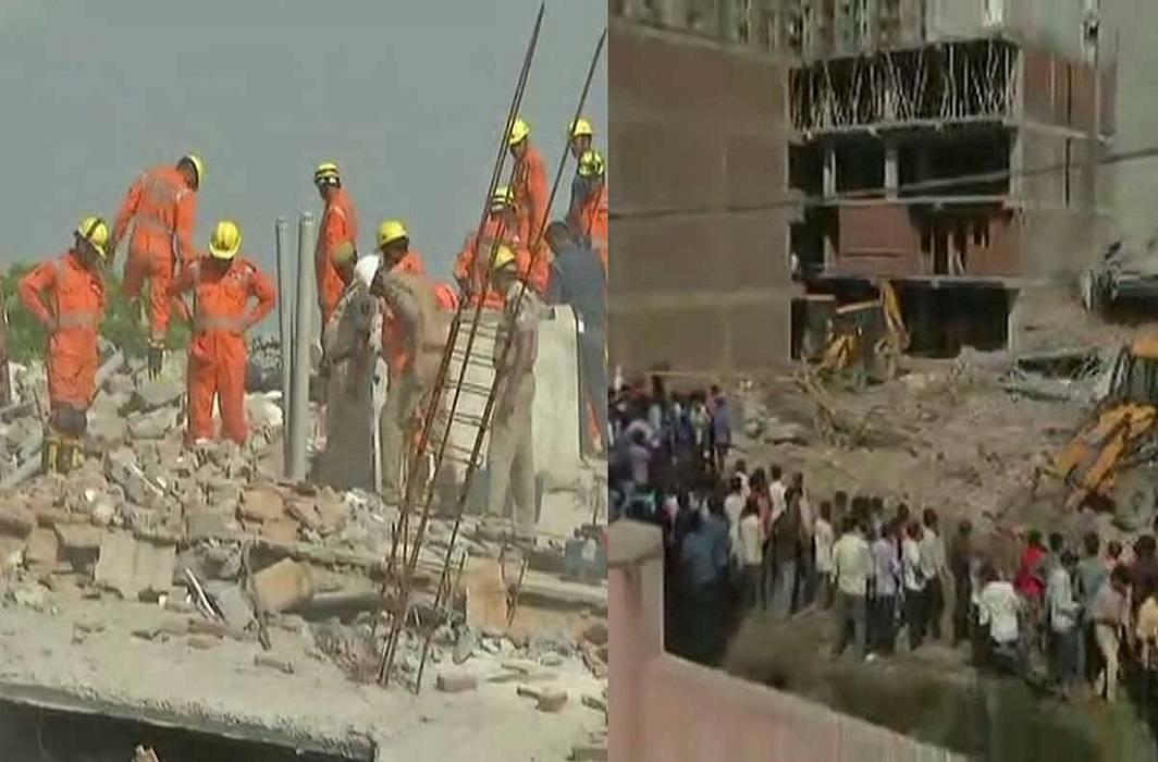 Noida Building Collapse