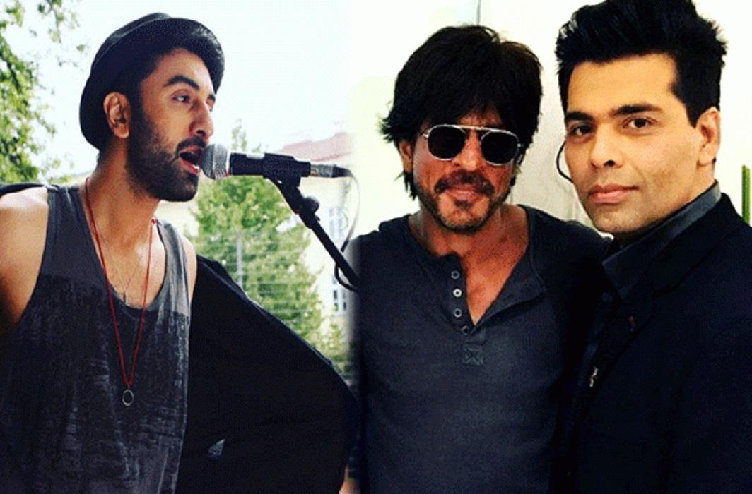 Karan Johar will make a film about Shahrukh, Ranbir