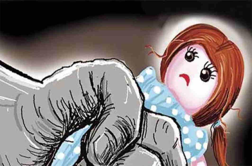 rape with innocent girl in gaya of bihar