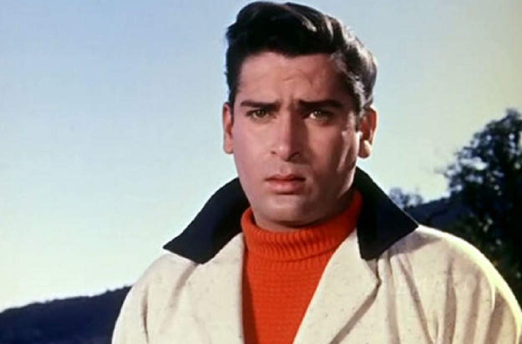 Bollywood's Rebel Star was Shammi Kapoor