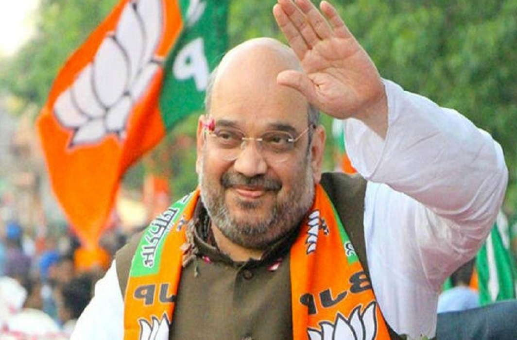 Amit Shah took responsibility for the mission 2019