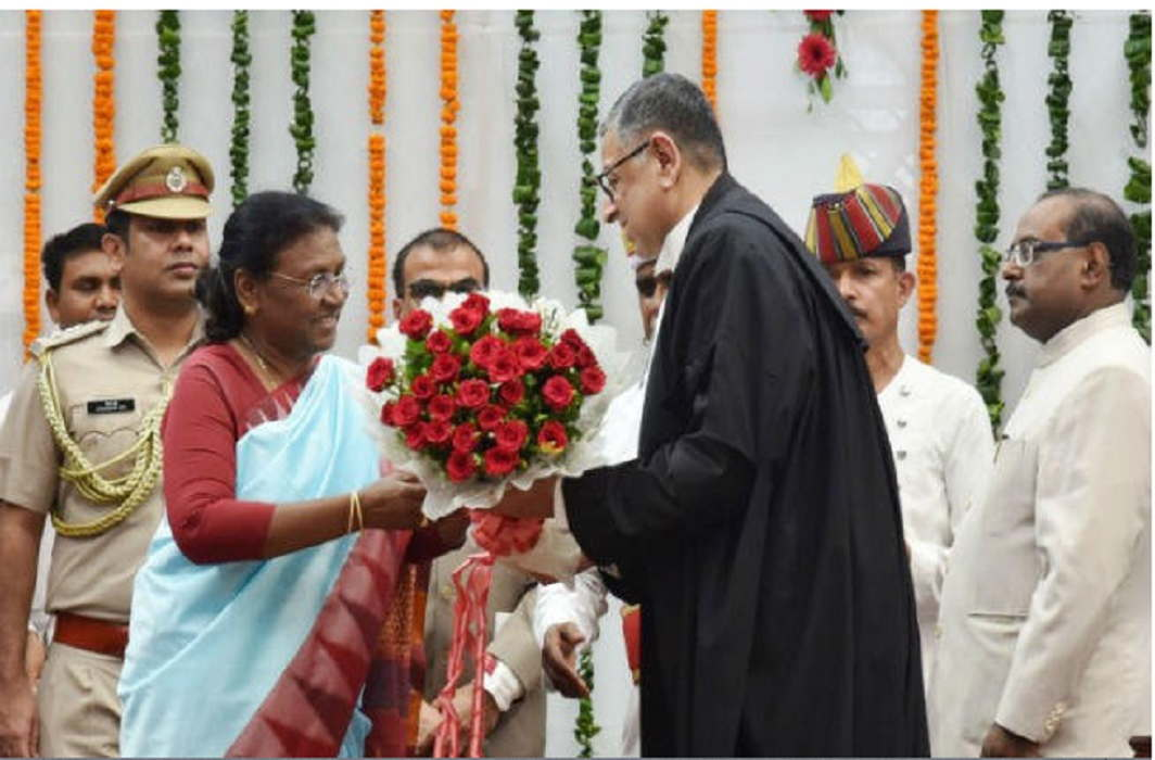 Aniruddh Bose become New Chief Justice of Jharkhand