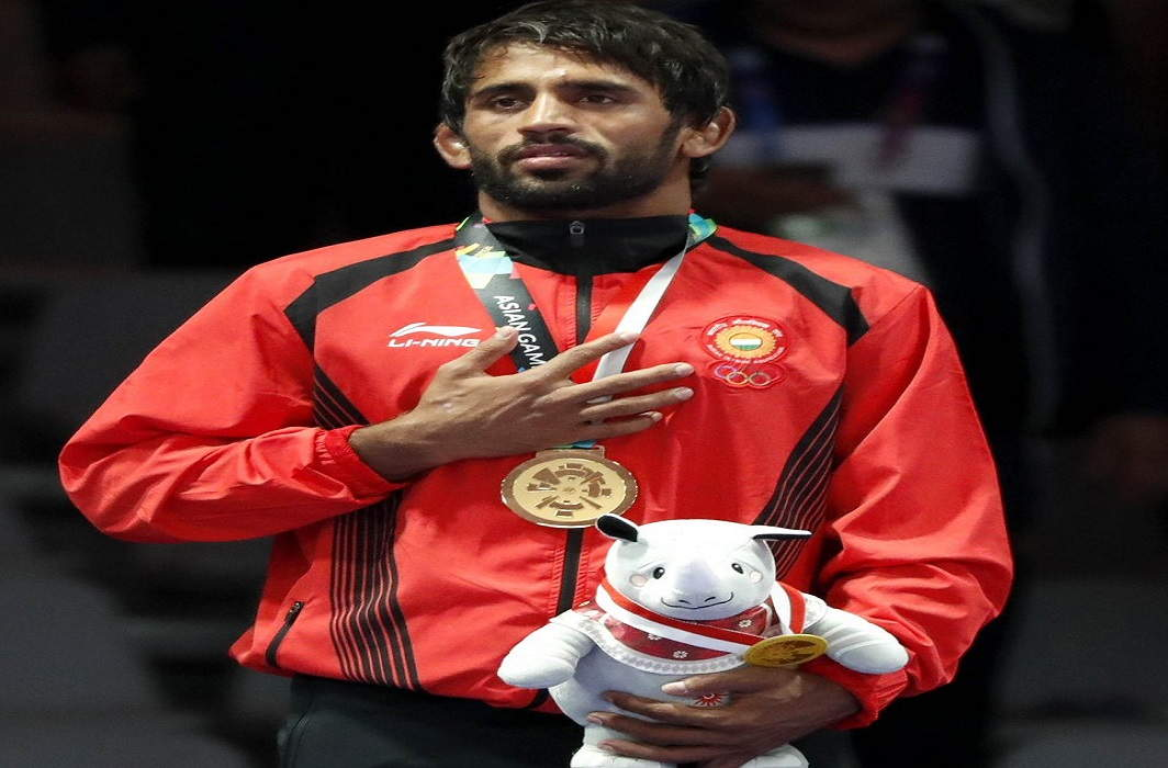 Asian Games 2018: Bajrang Poonia win gold for india, Wrestling was inherited