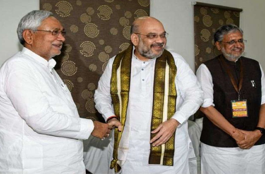 BJP's new formula for seat sharing in Bihar, 12 seats for JDU