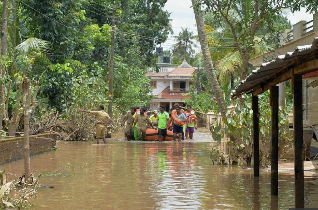 Center and Kerala government face-to-face on Overseas help On flood relief
