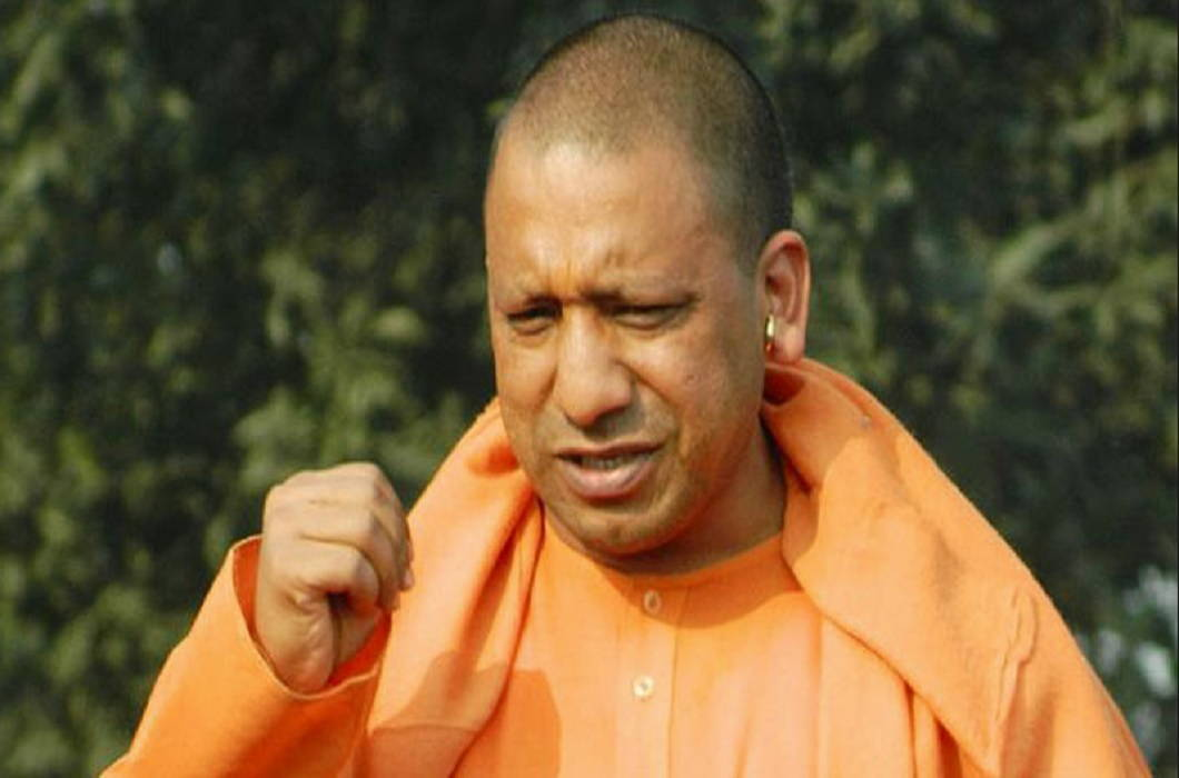 Chief Yogi Adityanath told the students Tricks of success