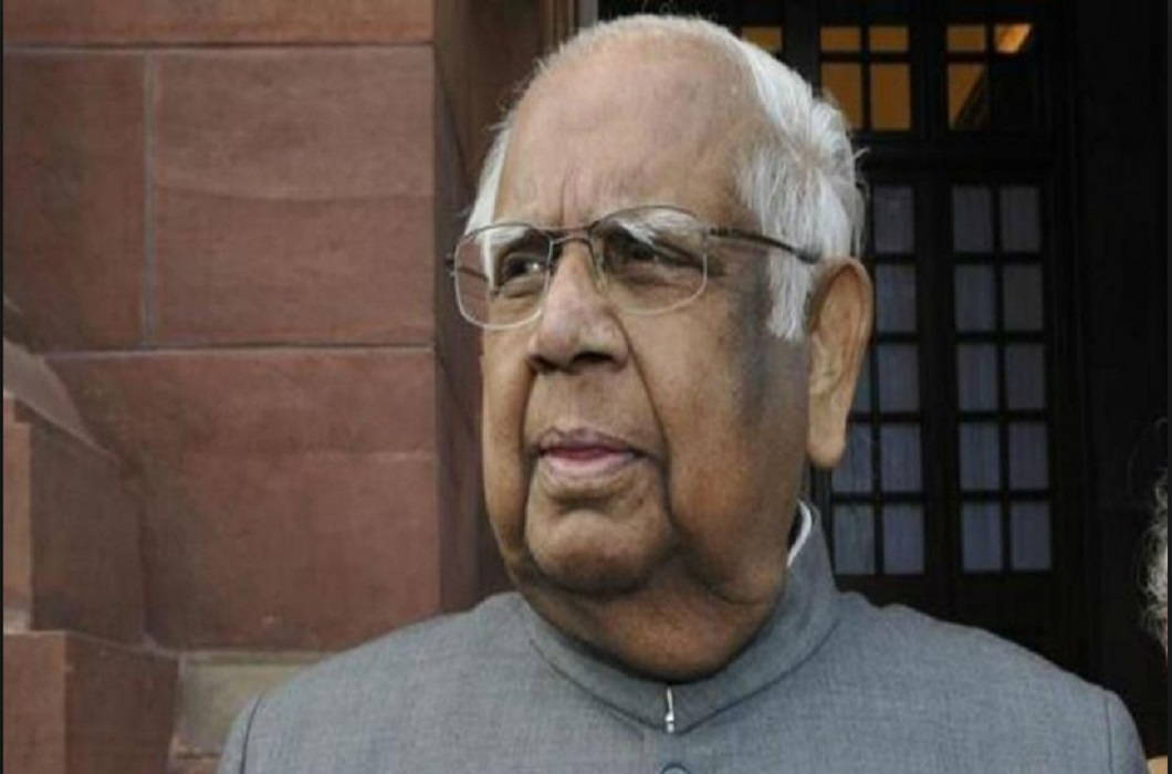 Former Lok Sabha speaker Somnath Chatterjee passed away