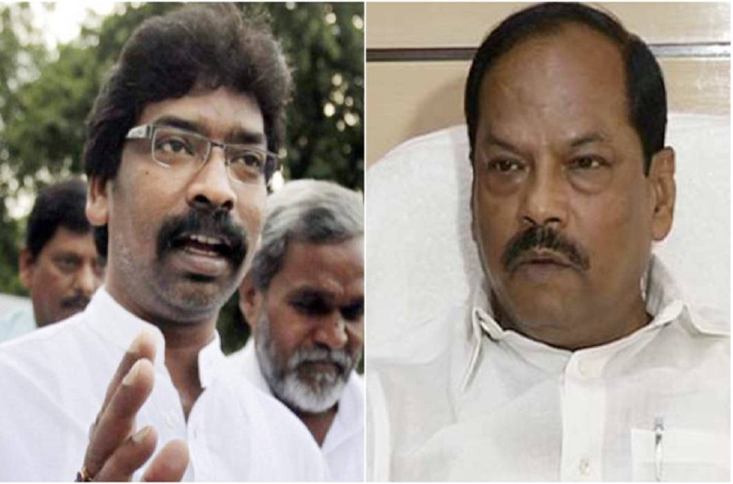 Hemant Soren's target of Raghuvar Das government, said- The rule of anti-social elements in Jharkhand