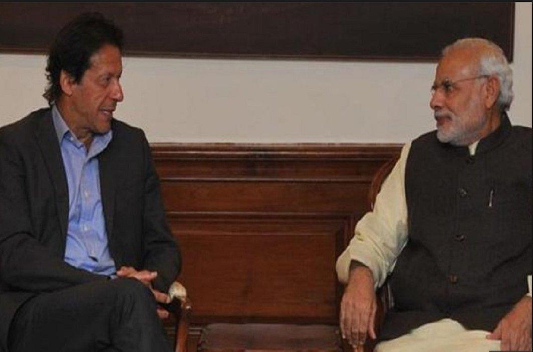 Imran Khan & Narendra Modi
