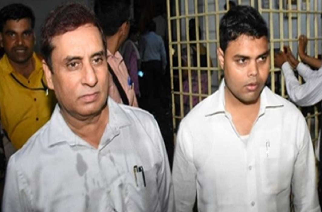 Muzaffarpur Shelter Home Case: CBI leaves Brajesh Thakur's son after 12 hours of interrogation