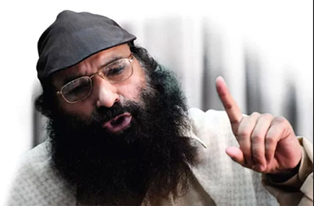 NIA detained Hizbul Mujahideen's chief Salahuddin's son
