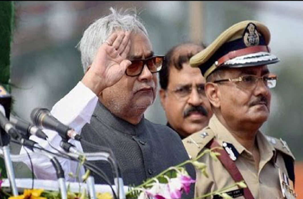 Nitish On celebration-e-freedom and Alcoholism is Biggest tribute to Bapu