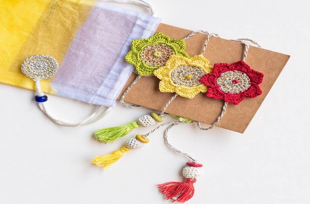 Now Eco-friendly market of Rakhi