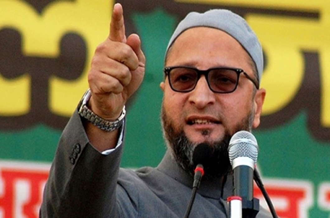 Owaisi's impatience, we will force you to keep a beard after converting it into Islam