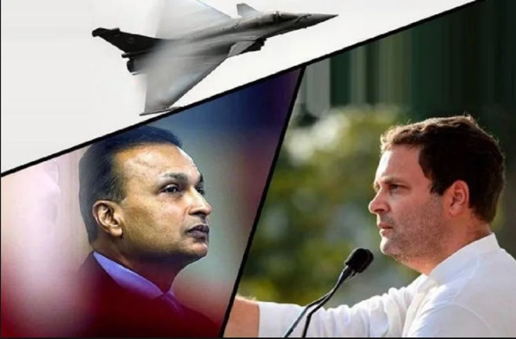 Political fight on Rafale Deal Controversy