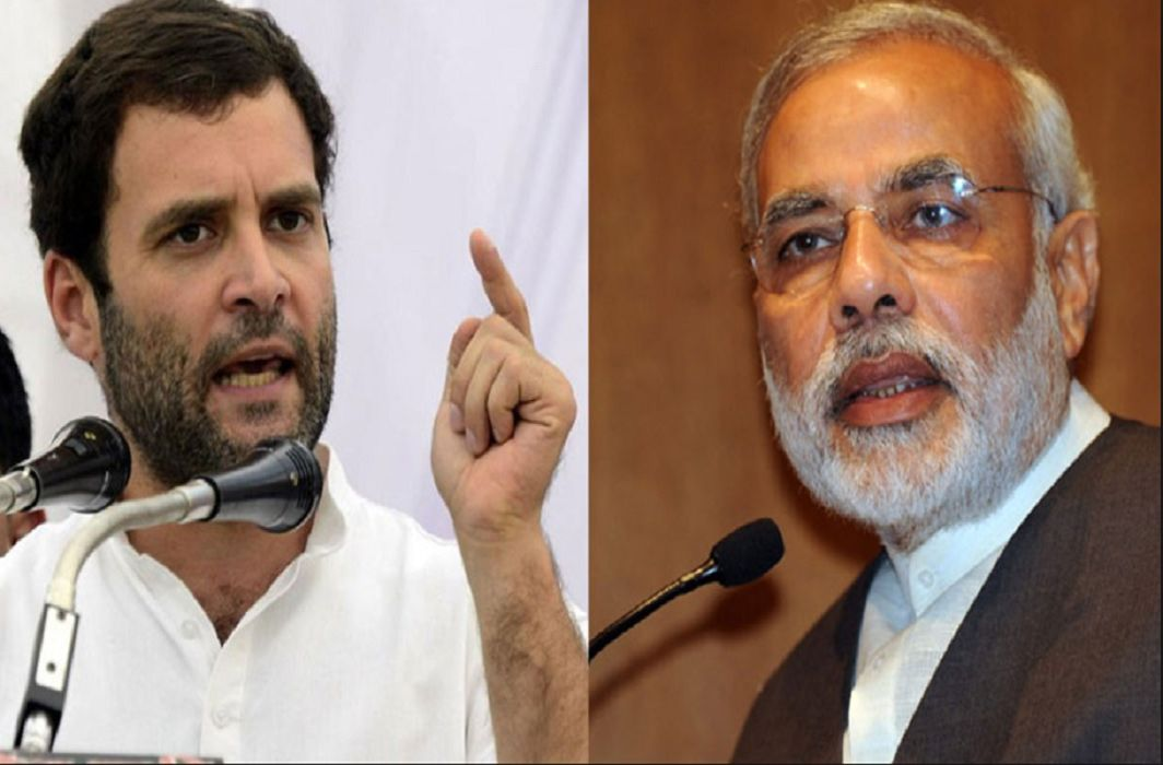 Rahul Gandhi's assault on PM Modi