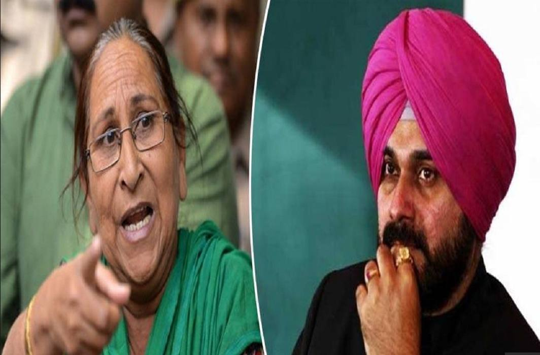 Sarabjit's sister Dalbir Kaur on Navjot Singh Sidhu, Said friendship not more valuable than country