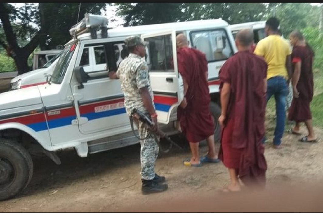 Bihar: sexually assaulted of 15 children in the Meditation Center,Director arrested