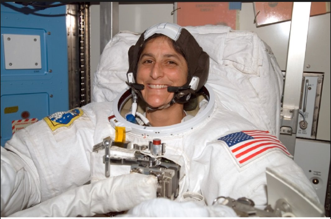 Sunita Williams will again go to space,NASA selected for a new mission after 6 years